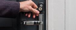 Homerton access control service