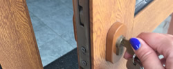 Homerton locks change