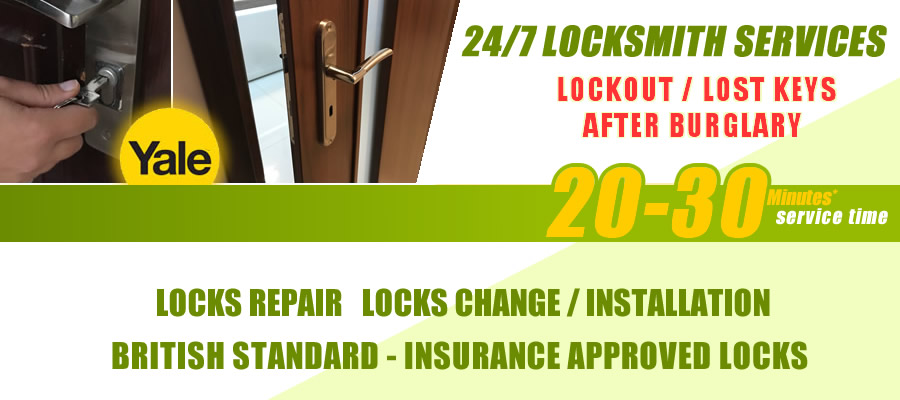 Homerton locksmith services